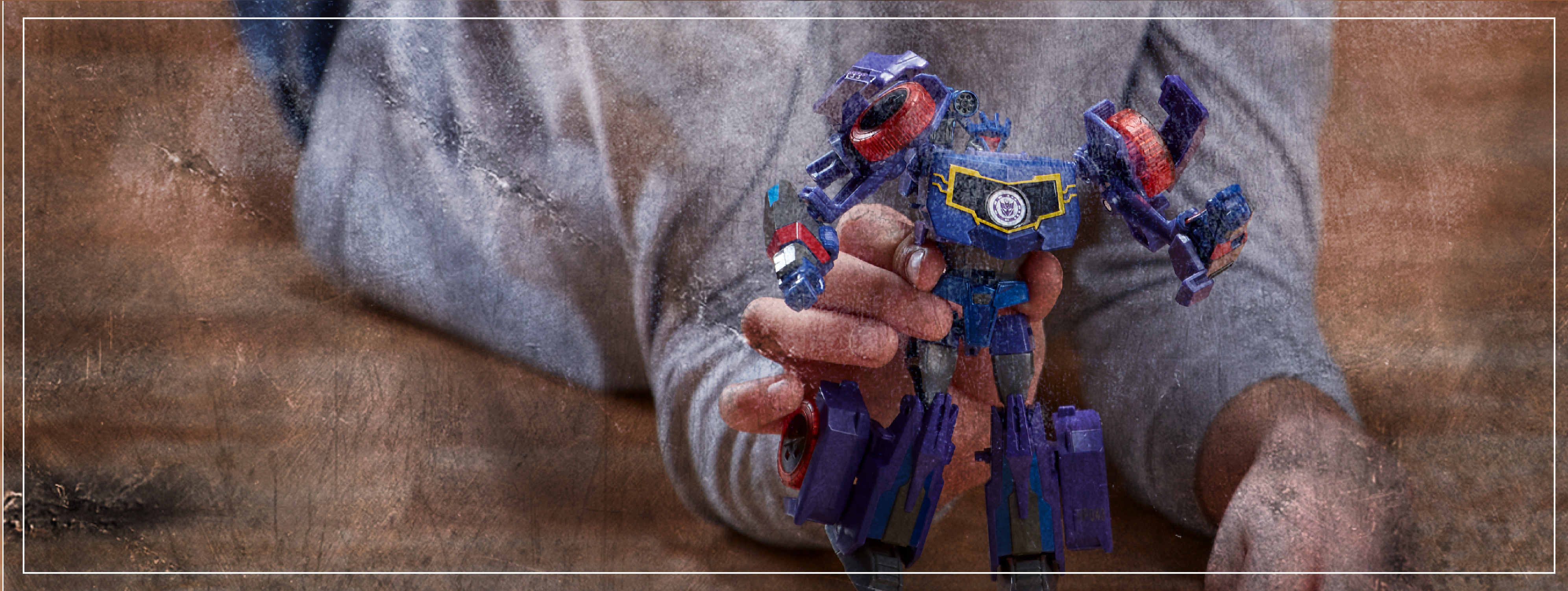 Figurines Transformers
