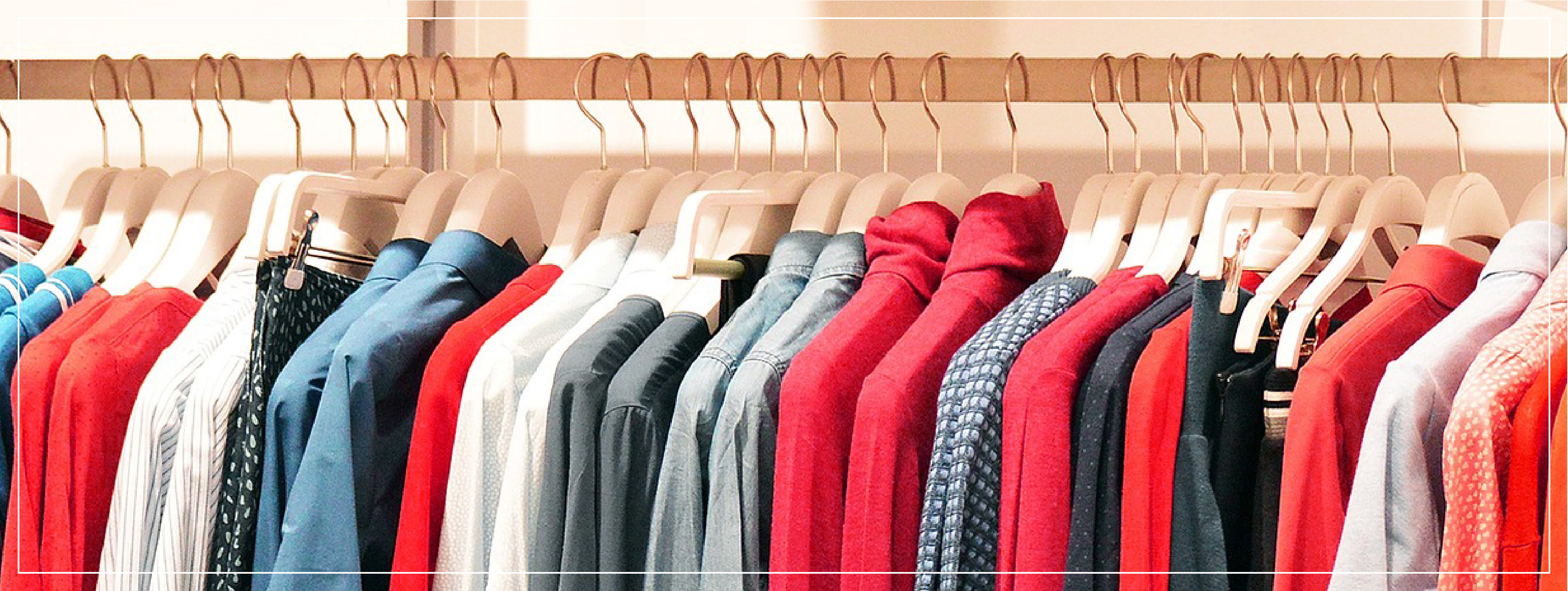 Tringle à vêtements